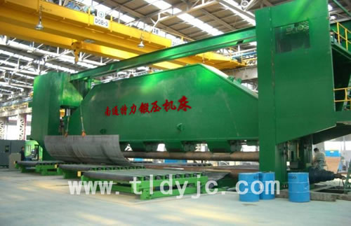 Large-Size Rolling Machine For Ship